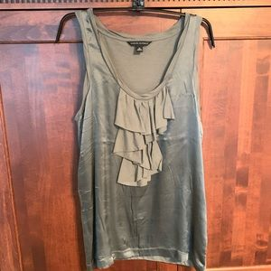 Banana Republic silk cotton modal sleeveless tank